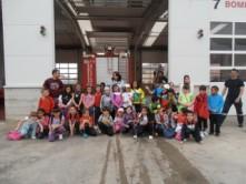 Visita 2º parque bomberos